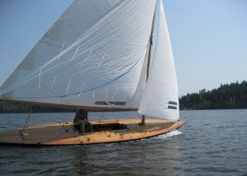 RW 29s segeln